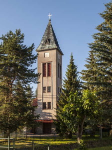 Kostol v Iľanove