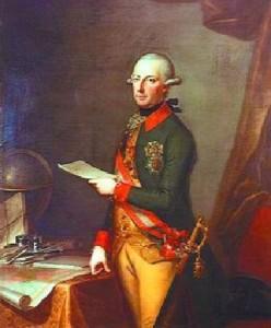 Cisár Jozef II.